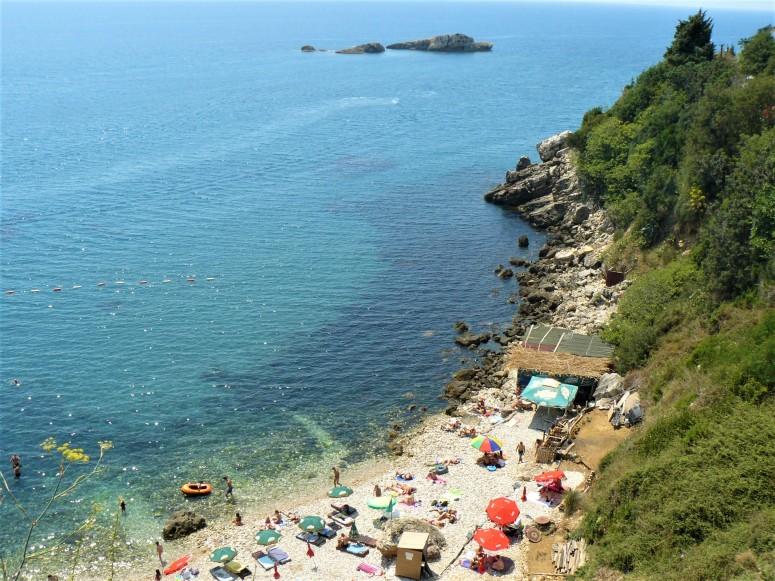 ulcinj beach