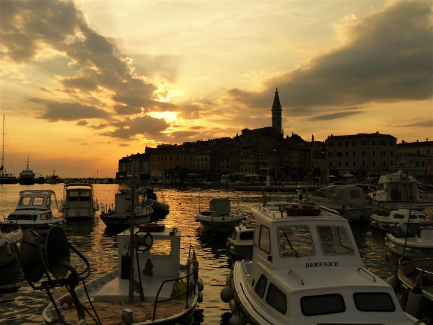rovinj sunset 1