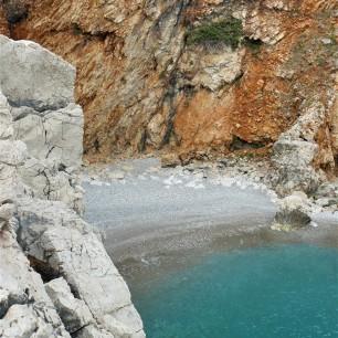 Montenegro dead goat beach