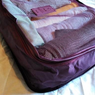 capsule travel wardrobe packing cube 4