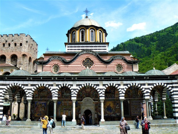 rila monastery bulgaria 12