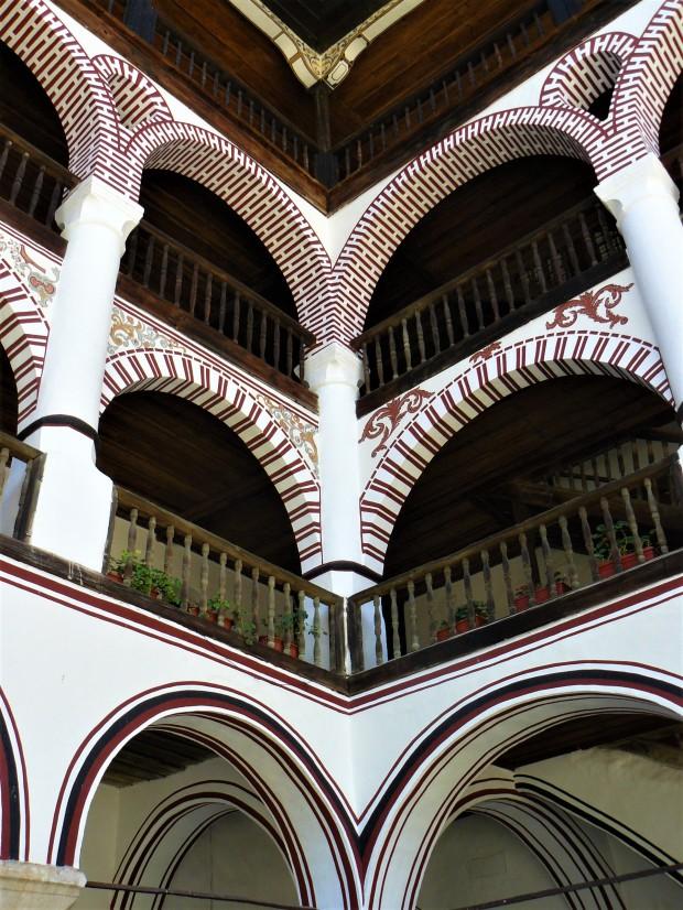 rila monastery bulgaria 2