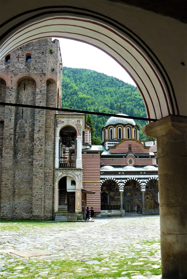 rila monastery bulgaria 8