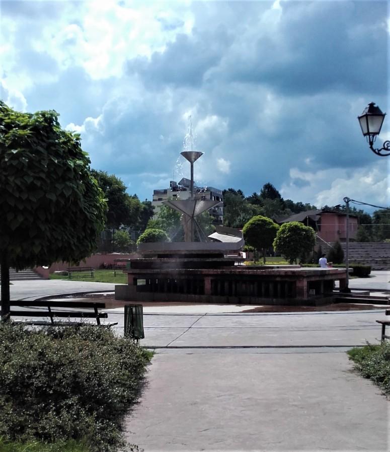 sapareva banya bulgaria geyser