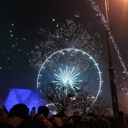 Poznan new year
