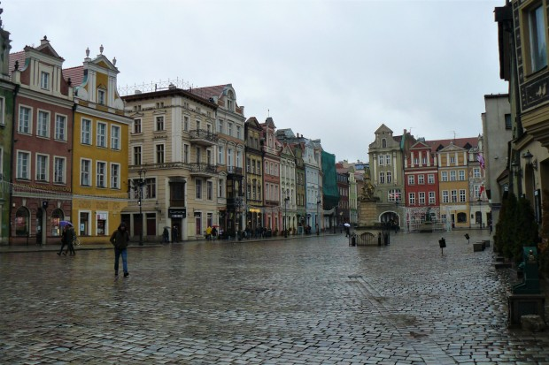 poznan main square 2