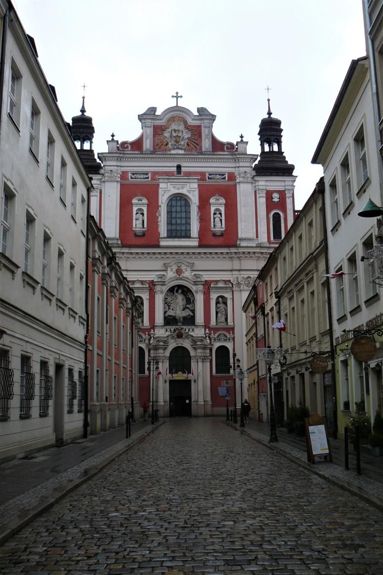 poznan main square 3