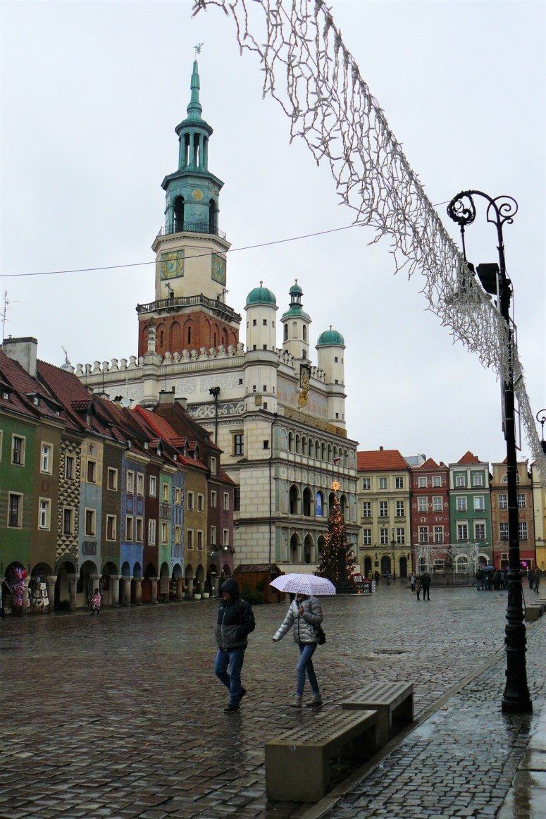 poznan main square 4