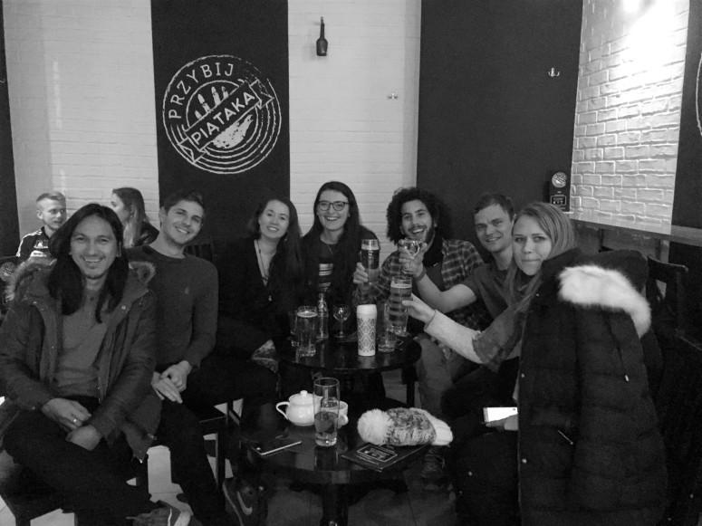 wroclaw bar drinks