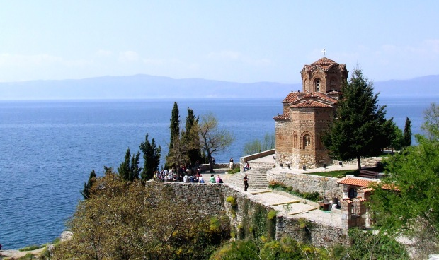 Ohrid_Lake macedonia