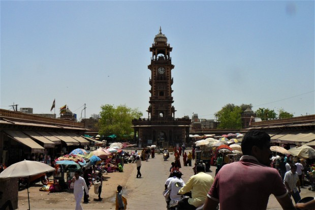 jodhpur clock tower 1