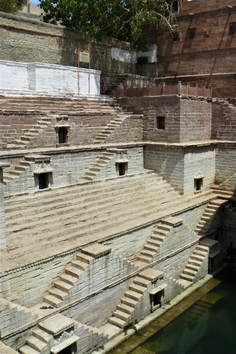 jodhpur stepwell 2