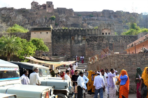 ranthambhore fort 1