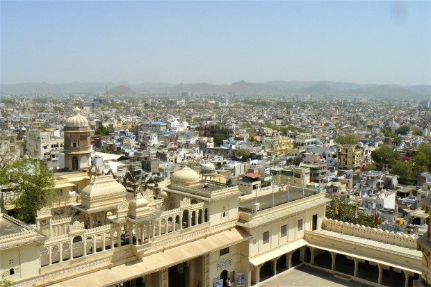 udaipur city palace 5