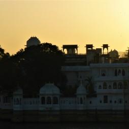 Udaipur sunset