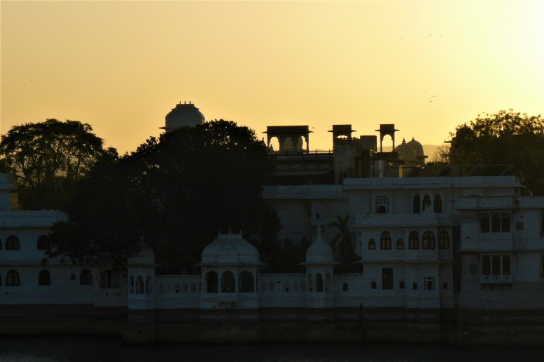 udaipur sunset 1