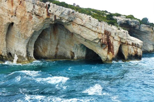 zakynthos caves