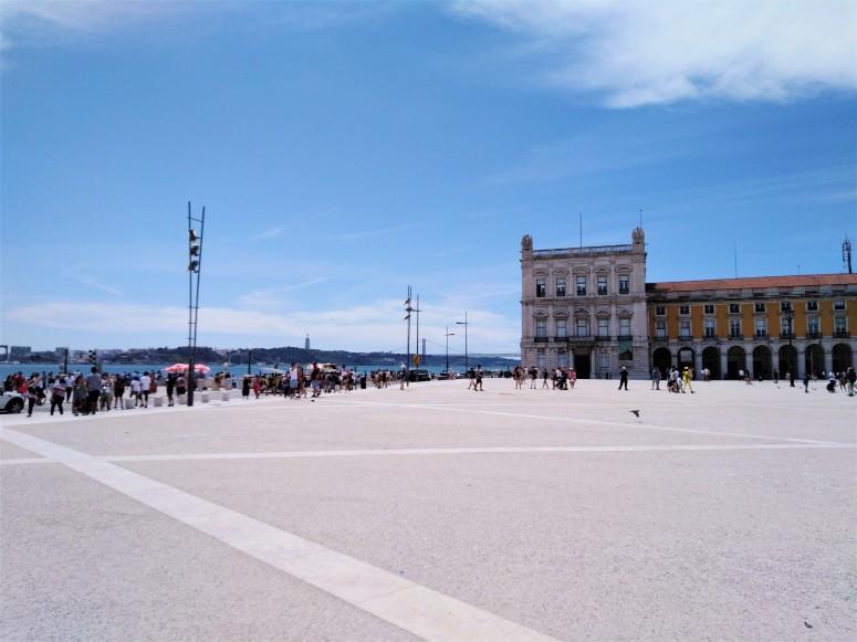 lisbon Praça do Comércio 2