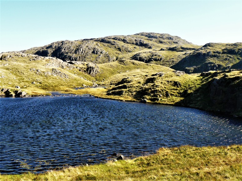 lake district sprinkling tarn 1