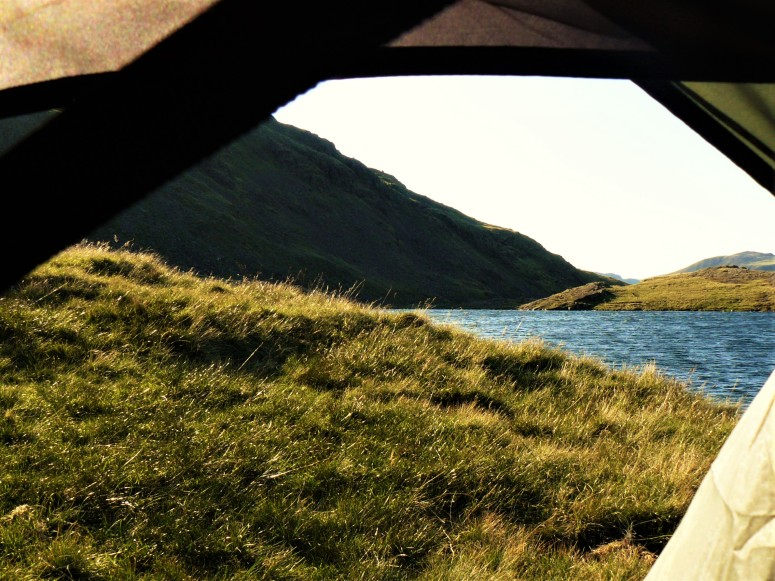 lake district sprinkling tarn 3