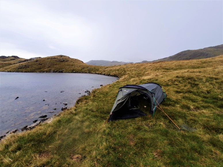 lake district sprinkling tarn 5