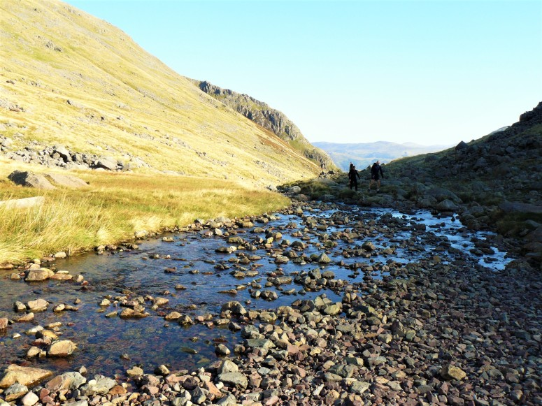 lake district styhead tarn 1
