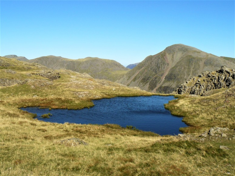 lake district styhead tarn 2
