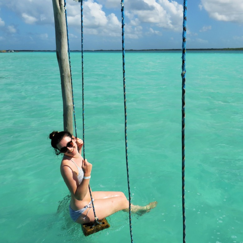 Mexico Bacalar swing 2.1