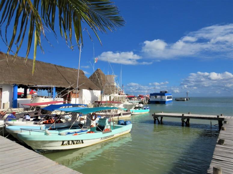 Mexico Isla Holbox 4 Port 2