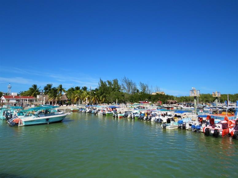 Mexico Isla Holbox 4 Port