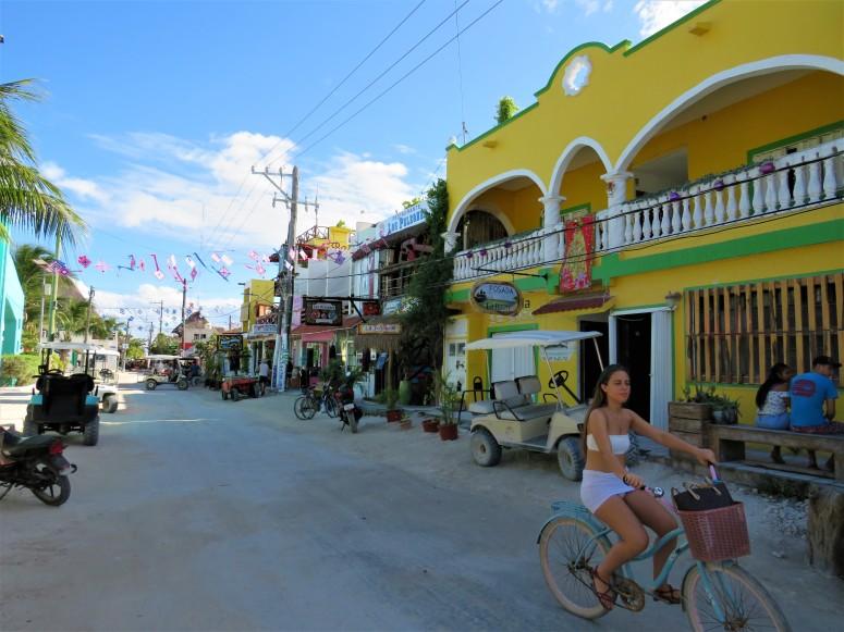Mexico Isla Holbox 5 Town 2