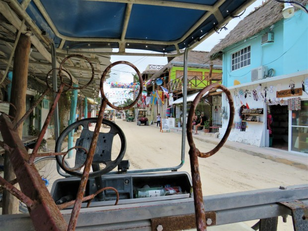 Mexico Isla Holbox 5 Town 4