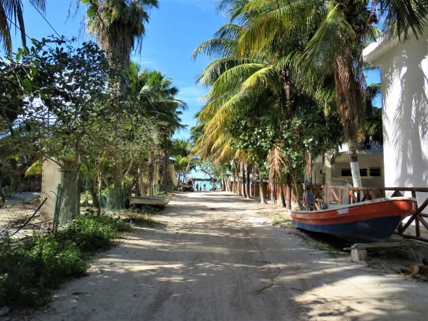 Mexico Isla Holbox 5 Town