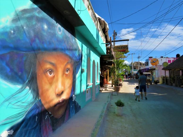 Mexico Isla Holbox Art 2