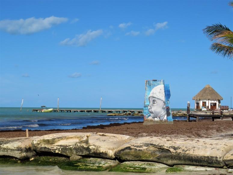 Mexico Isla Holbox Art 3