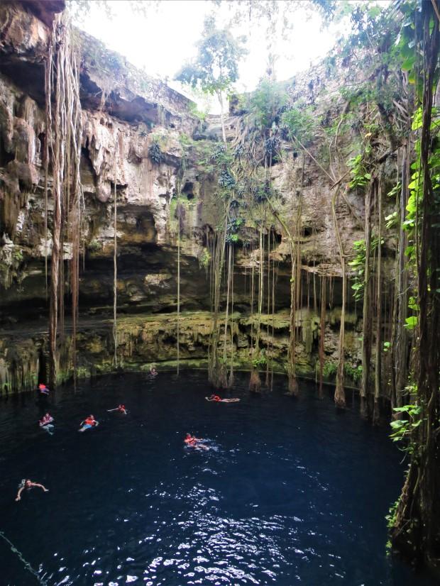 Mexico Valladolid Cenote 5