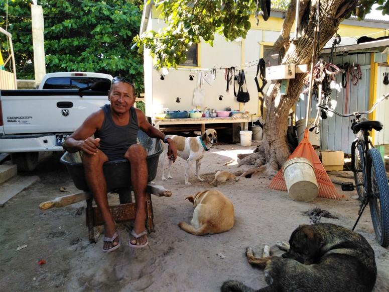 Belize Caye Caulker Animal Shelter 1