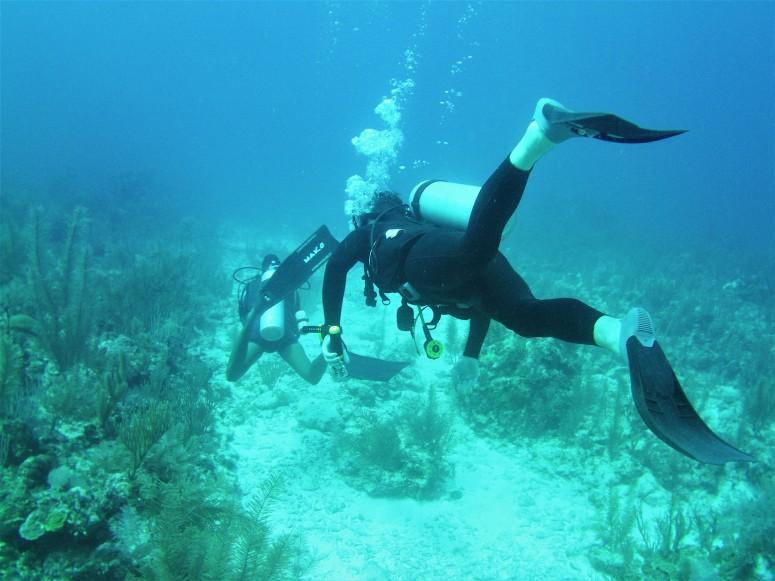 Belize Caye Caulker Diving 29