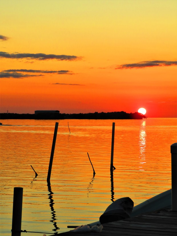 Belize Caye Caulker Sunset 2