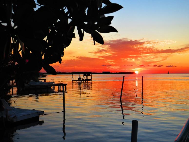 Belize Caye Caulker Sunset 5