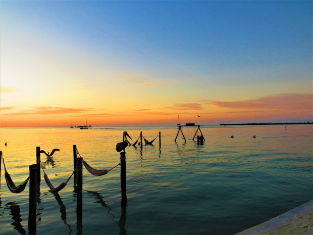 Belize Caye Caulker Sunset 6