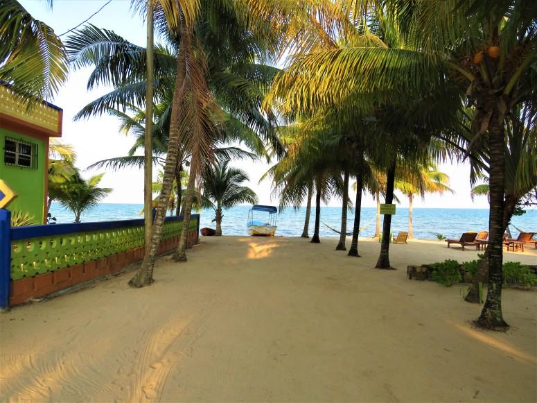 Belize Hopkins Beach 1