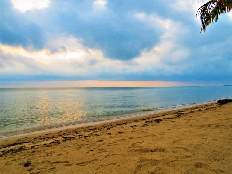Belize Hopkins Beach 2