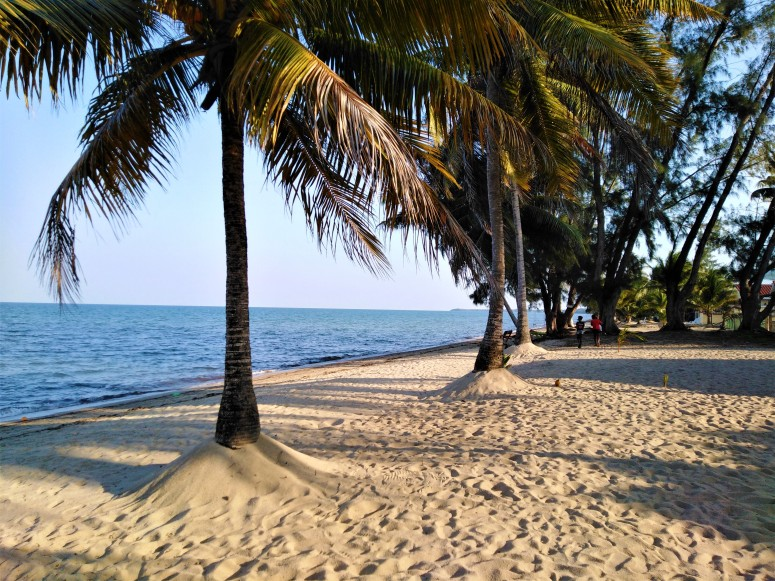 Belize Hopkins Beach 3