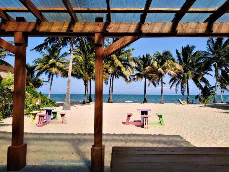 Belize Hopkins Beach 4