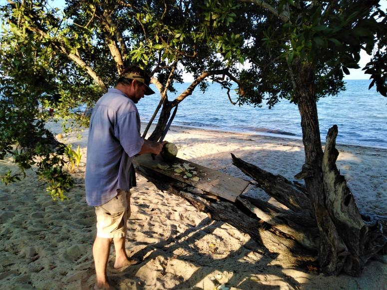 Belize Hopkins Beach 5