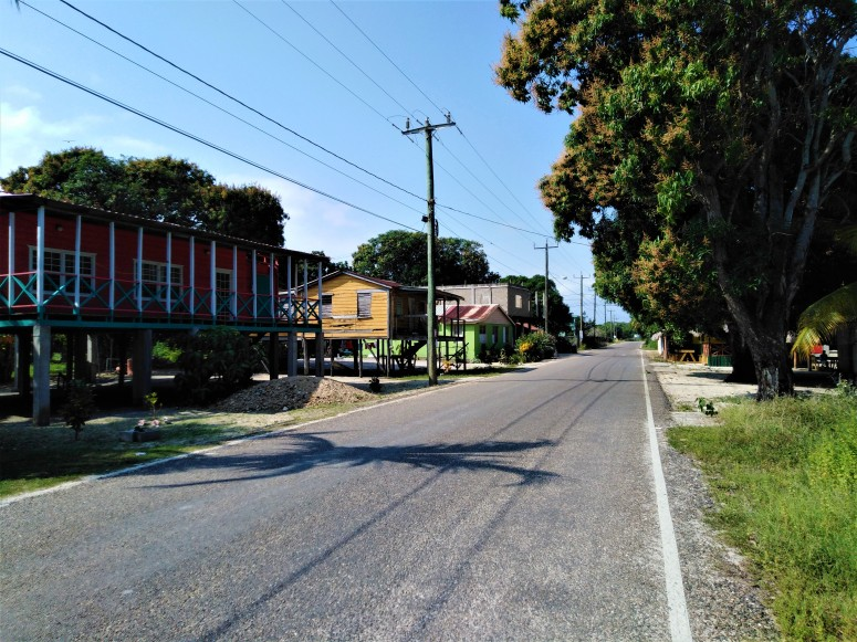 Belize Hopkins Cycle 3
