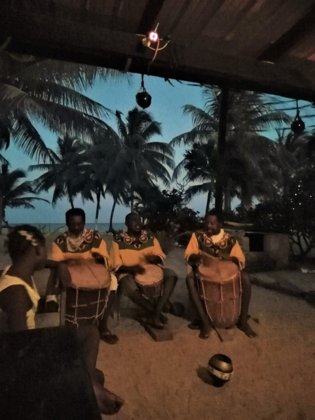 Belize Hopkins Garifuna Drumming