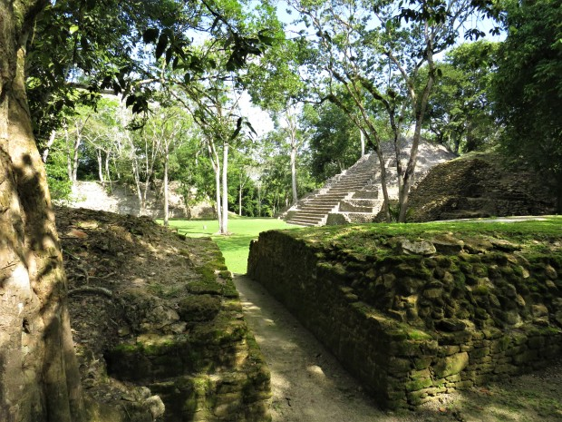 Belize San Ignacio Cahal Pech 1