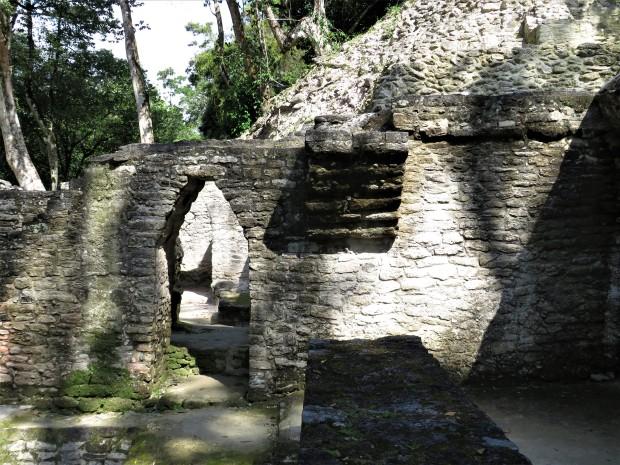Belize San Ignacio Cahal Pech 2